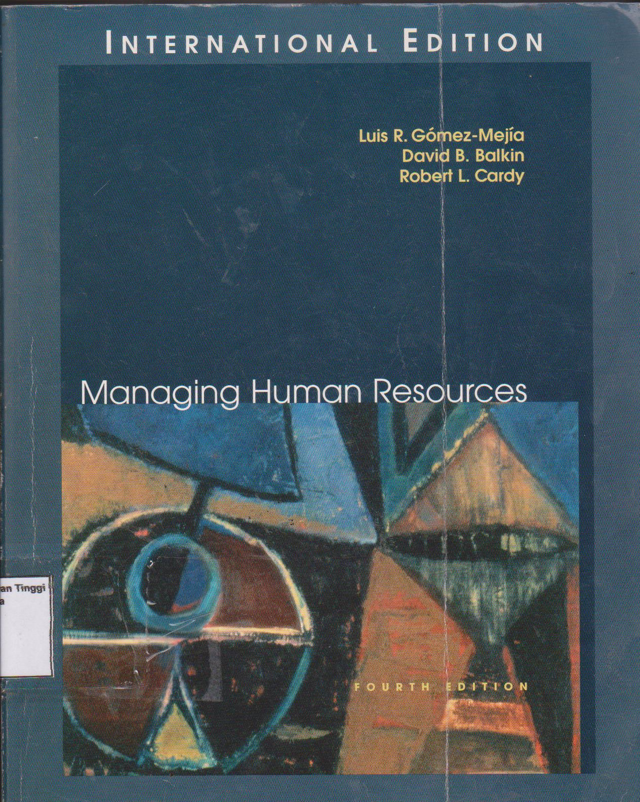 Managing human resources edisi 4